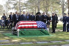 Gibbs Sr being laid to rest,a heartbreaking episode. 5/14