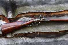 Contemporary Makers: Ian Pratt Rifle: Iron barrel and fittings Flintlock Rifle, Black Powder Guns, Longhunter, Long Rifle, Firearms, Shotguns, Mountain Man, Wrought Iron, American History