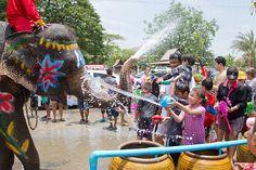 Fêtes et jours fériés en Thaïlande, les dates importantes de 2017