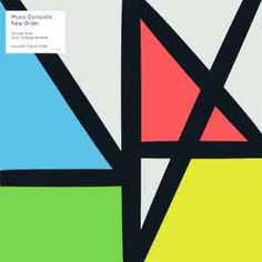 Check out this pumping new track by New Order featuring backing vocals from La Roux's Elly Jackson. New Order Album Covers, Cool Album Covers, Music Covers, Vinyl Cover, Cover Art, Cd Cover, Der Elf, Dazzle Camouflage, Urban Outfitters