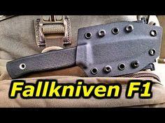 Fallkniven F1: Custom Kydex Sheath