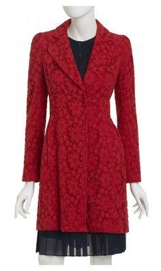 Miss Universe Coat by Nanette Lepore $578