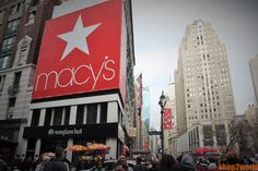 Macy's New Year's Sale : Extra 10% or 15% with code NEWYOU
