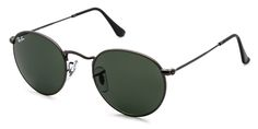 Sunglasses - Ray Ban RB3447 Round Metal