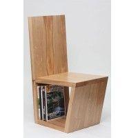 Matías Ruiz Malbrán// Book Chair
