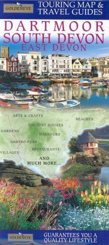 Dartmoor South Devon: Beaches, Gardens, Country Houses, Arts & Crafts, the Landscape, Pubs, Restaurants (Touring Map & Travel Guide), http://www.amazon.co.uk/dp/185965116X/ref=cm_sw_r_pi_awdl_wLrGtb0EMN8Z2