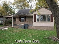 House For Rent #location 158 Carr Avenue Cookeville With 3 BR 1 BA For Only