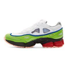 Raf Simons White adidas by RAF SIMONS Ozweego Sneakers