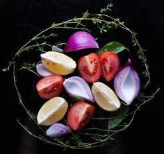 Food photography by Alona Lahav