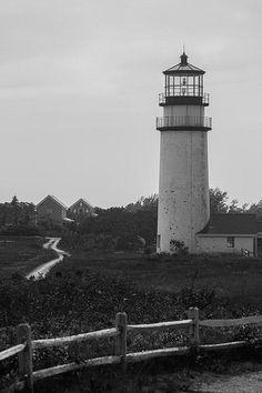 Highland Lighthouse - Cape Cod, Massachusetts