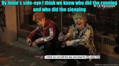 (RUN MV behind the scenes!) | allkpop Meme Center