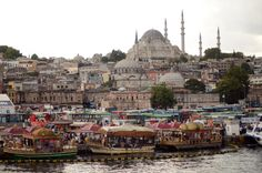 Istanbul, Turkey...wish I would've made it there