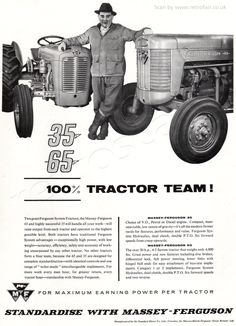 1958 Massey-Ferguson (click the picture to check it out)