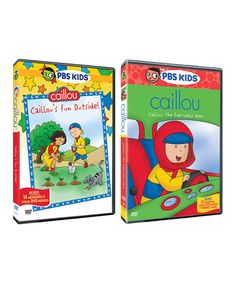 34 best Barney VHS images on Pinterest in 2018   Childhood ... Caillou Family Collection Dvd Ebay