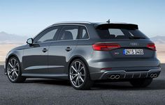 2017 Audi A3 S3 Facelift: Price, Specifications, Equipment