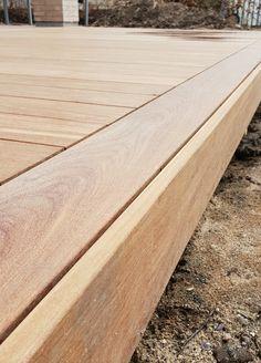 Patio Deck Designs, Backyard Garden Design, Yard Design, Patio Ideas, Building A Floating Deck, Building A Deck, Landscaping Around House, Backyard Landscaping, Terrasse Design