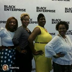 repost via @instarepost20 from @hopemag @hopemag ladies with @lucindcross#BESummit! @cherylapullins  @ProSyncInfo @classy_n_sharp #prosync #marketing #entrepreuneur #smallbusinessowner
