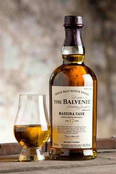 Balvenie 17 year scotch