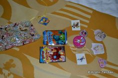 Fish Extender Gifts received on the Disney Wonder