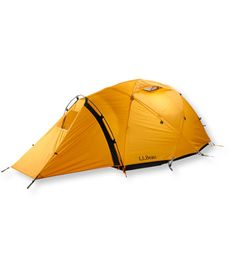 For snow camping :-) Backcountry 3-Person Dome Tent: Backpacking Tents | Free Shipping at L.L.Bean