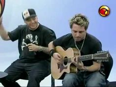 Charlie Brown Jr. - Me encontra (Acustico)