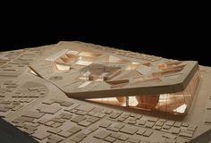 Complejo de la cultura asiática | UnSangDong Architects + Kim Woo Il
