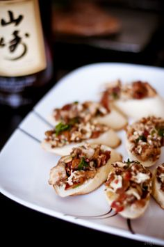 Warm Mushroom Crostini Recipe - Food.com