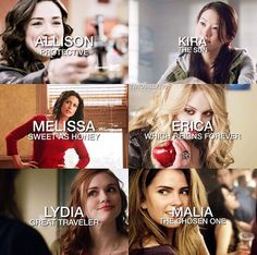 Teen wolf cast names - photo#20