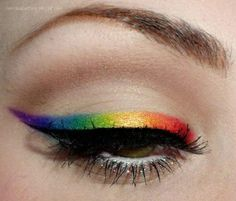 Trends Alert : Inglot Neon EyeLiner Trends 2013 | Q8 Mango People