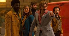 Free Fire Review: Brie Larson & Armie Hammer Get Down and Dirty -- The Mexican Standoff is taken to absurd new levels in the bullet riddled action thriller Free Fire. -- http://movieweb.com/free-fire-movie-review-2/