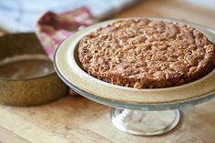 Easy Apple Cake for Fall or Autumn | A Chow Life | Foodie recipes and stories from a Seattle kitchen