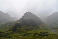 - The Scottish Highlands