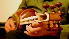 Tar – a six – string instrument, usually plucked
