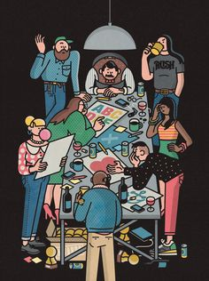 Tecknaren Magazine - Rami Niemi