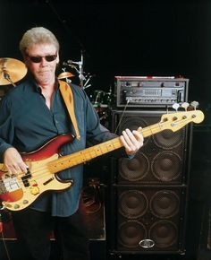 """R.I.P. Donald """"Duck"""" Dunn. The bass player with Booker T and the MGs."""