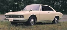 http://chicerman.com  carsthatnevermadeit:  Mazda RX87 1967 by Bertone. The last Mazda designed by Giugiaro while he was still wortking for Bertone the RX87 went into production in 1969 as the Luce R130 Coupe and remains the only front wheel drive rotary engined car Mazda has ever produced. It sold very badly with less than 1000 cars being built  #cars
