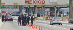 California Border Crossing: San Ysidro Port Of Entry Is The ...