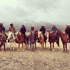 Zapata Ranch. San Luis Valley. Colorado