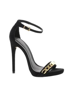 Image 1 of ASOS HIGH LIFE Heeled Sandals