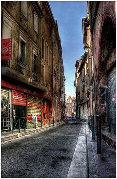Rue Sainte-Ursule, Toulouse, France