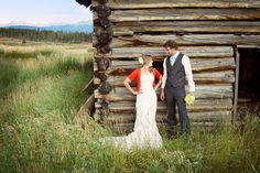 Love the scenery ... Photography by fromthehipphoto.com via stylemepretty.com
