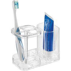 InterDesign Med+ Bathroom Organization Dental Center