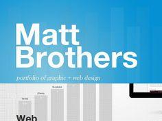 mattbrothers.net - Matt Brothers portfolio of design