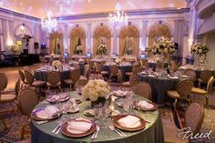 The Fairfax at Embassy Row, Wedding Ceremony & Reception Venue, District Of Columbia - Washington DC, Maryland, Northern Virginia, and surro...