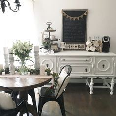 Swooning over these turned candlesticks ft. Jamiray Vintage