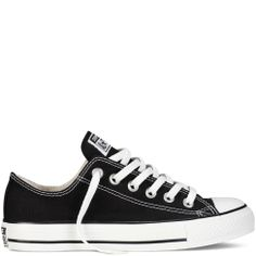 Converse Black All Star Lo Trainers. Available now at www.brother2brother.co.uk
