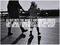 create not destroy