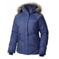 Columbia Women's Lay D Down Jacket- Plus Si