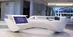 EuroShop 2014 - Oberflächenmaterialien - ROSSKOPF + PARTNER AG