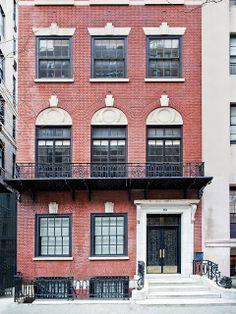 Daytonian in Manhattan: The Robert I. Jenks House - No. 54 East 64th Street